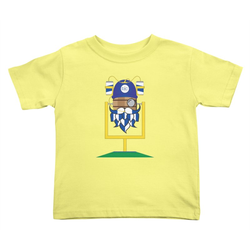 Tailgate Hoppy Kids Toddler T-Shirt by Barrel Chat Podcast Merch Shop