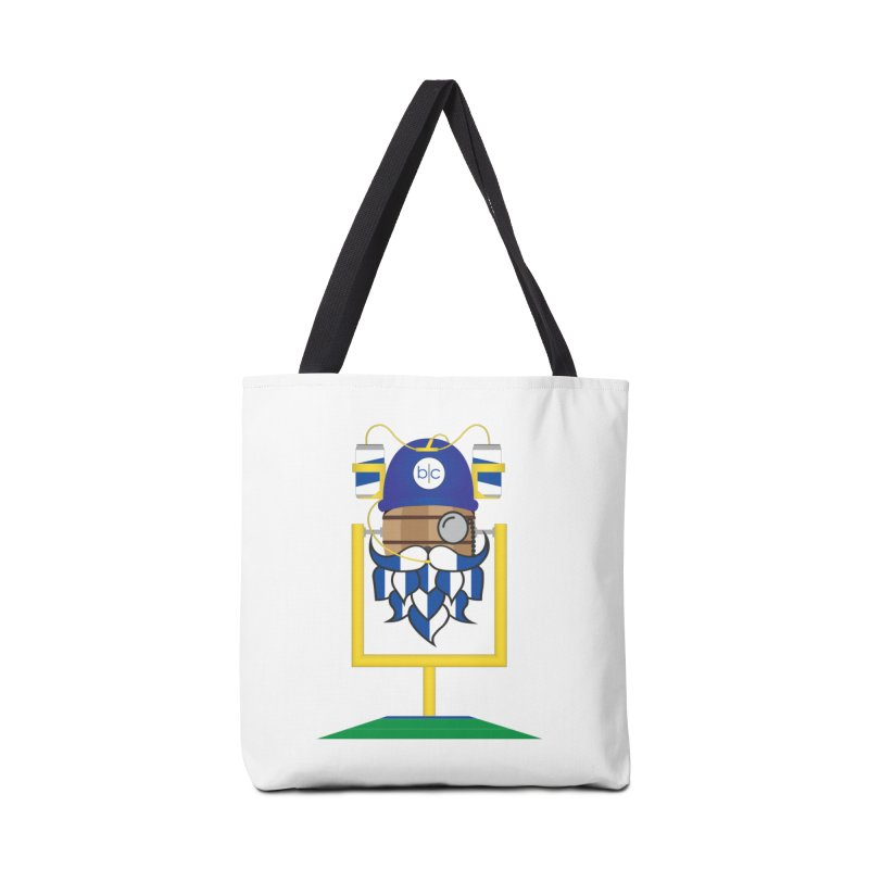 Tailgate Hoppy Accessories Tote Bag Bag by Barrel Chat Podcast Merch Shop