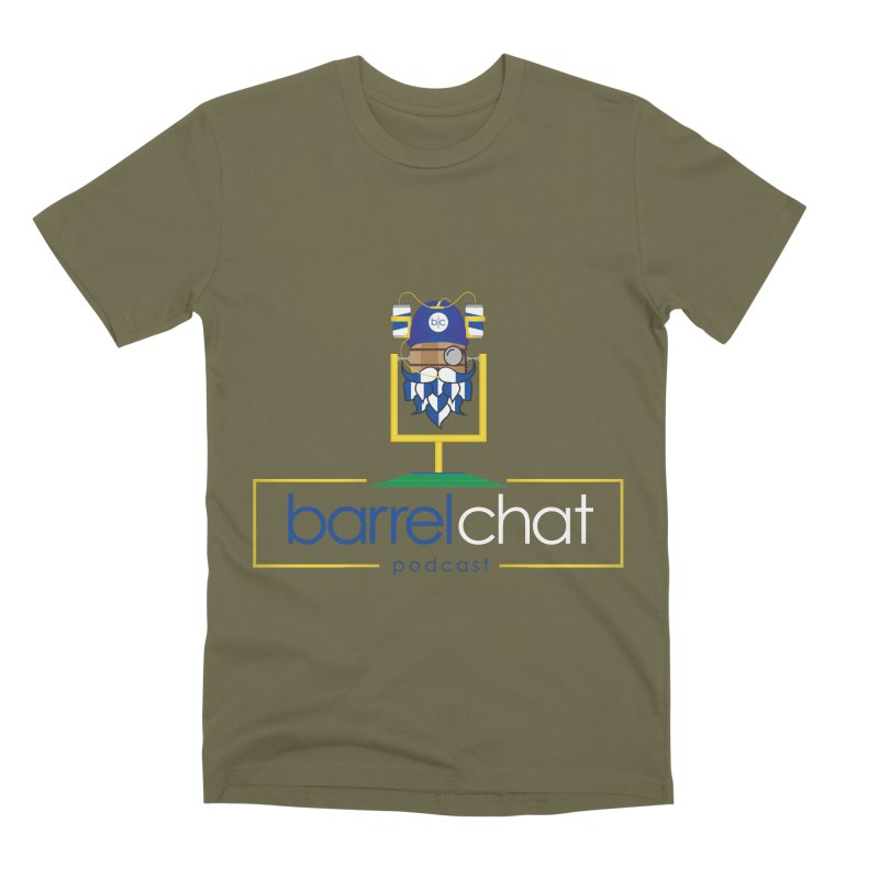 Barrel chat Podcast - Tailgate Men's Premium T-Shirt by Barrel Chat Podcast Merch Shop