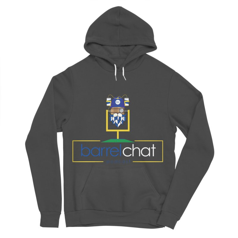 Barrel chat Podcast - Tailgate Men's Sponge Fleece Pullover Hoody by Barrel Chat Podcast Merch Shop