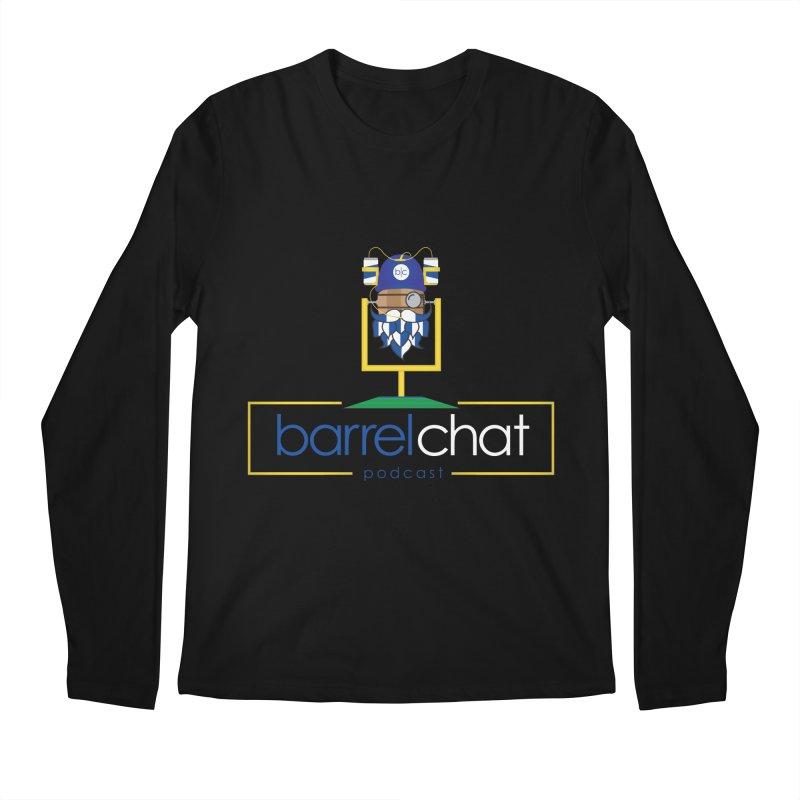 Barrel chat Podcast - Tailgate Men's Regular Longsleeve T-Shirt by Barrel Chat Podcast Merch Shop