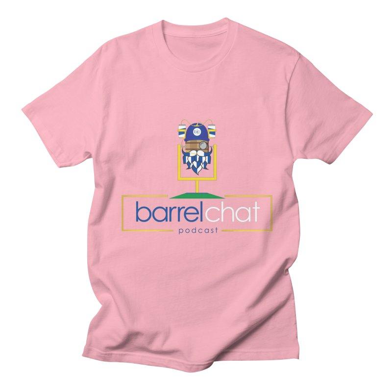Barrel chat Podcast - Tailgate Men's Regular T-Shirt by Barrel Chat Podcast Merch Shop