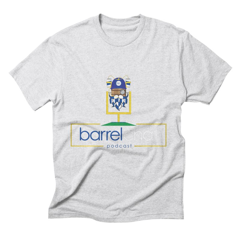 Barrel chat Podcast - Tailgate Men's Triblend T-Shirt by Barrel Chat Podcast Merch Shop