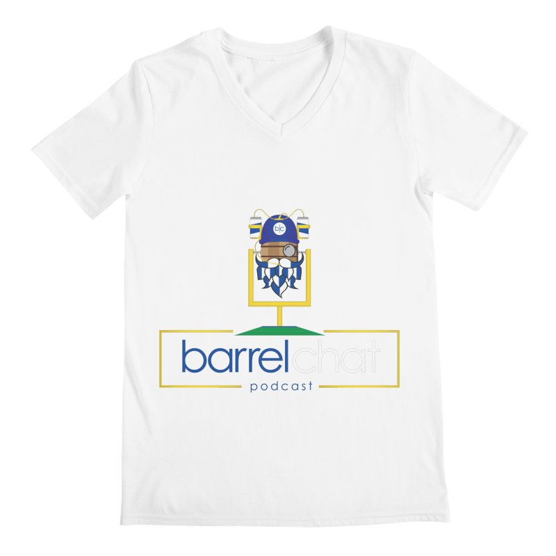 Men's None by Barrel Chat Podcast Merch Shop