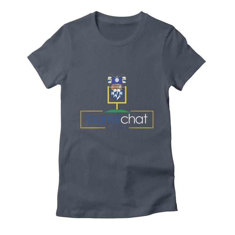 Barrel chat Podcast - Tailgate Women's T-Shirt by Barrel Chat Podcast Merch Shop