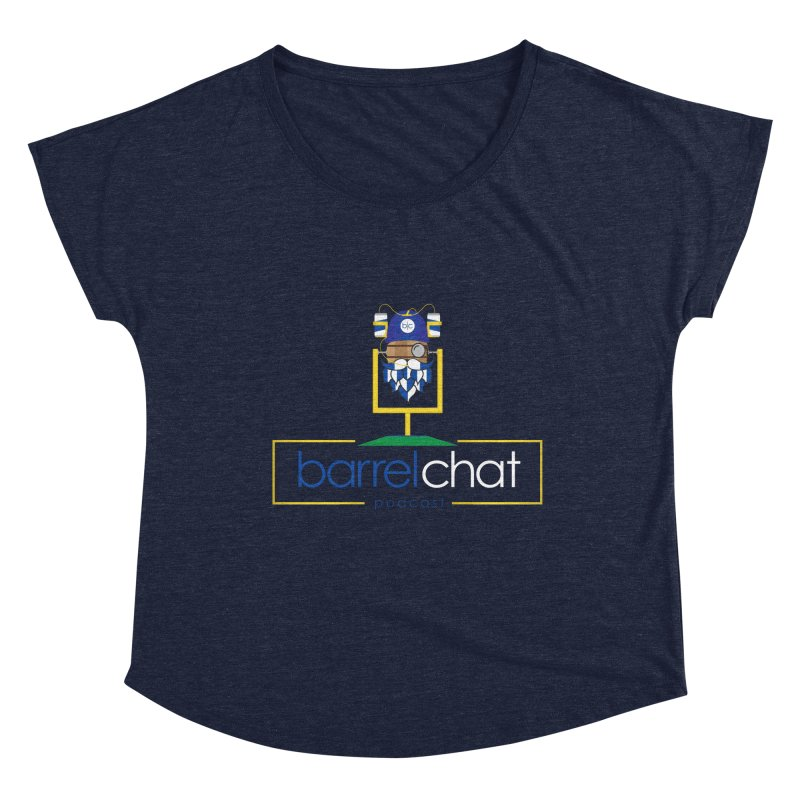 Women's None by Barrel Chat Podcast Merch Shop