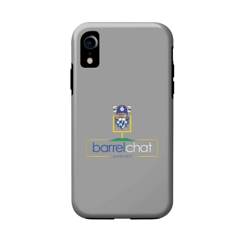 Barrel chat Podcast - Tailgate Accessories Phone Case by Barrel Chat Podcast Merch Shop