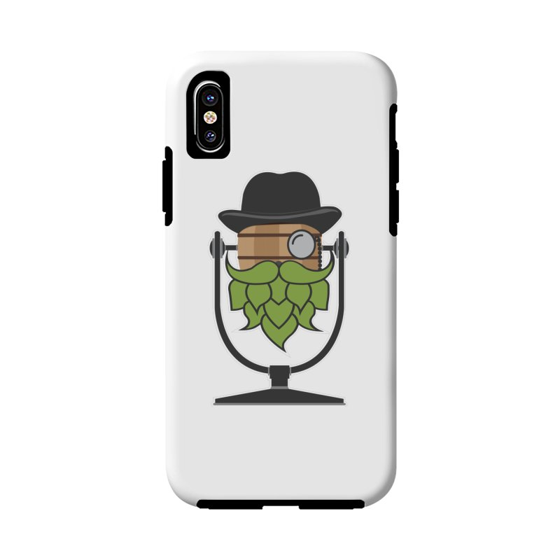 Hoppy (Dark Shirts) Accessories Phone Case by Barrel Chat Podcast Merch Shop