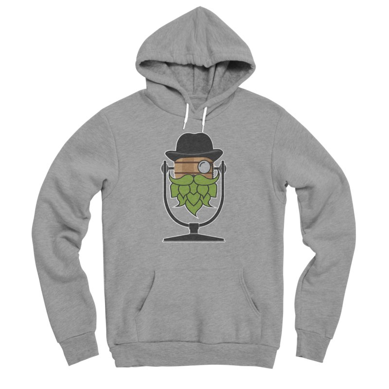 Hoppy (Dark Shirts) Women's Sponge Fleece Pullover Hoody by Barrel Chat Podcast Merch Shop