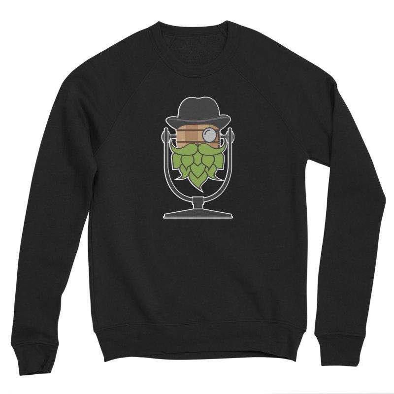 Hoppy (Dark Shirts) Men's Sponge Fleece Sweatshirt by Barrel Chat Podcast Merch Shop