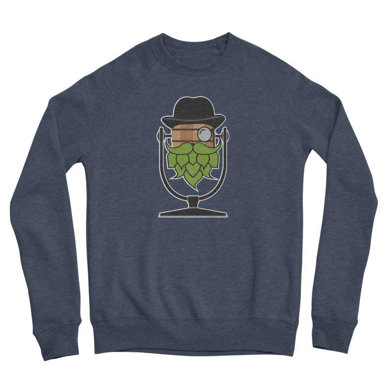 Hoppy (Dark Shirts) Women's Sponge Fleece Sweatshirt by Barrel Chat Podcast Merch Shop