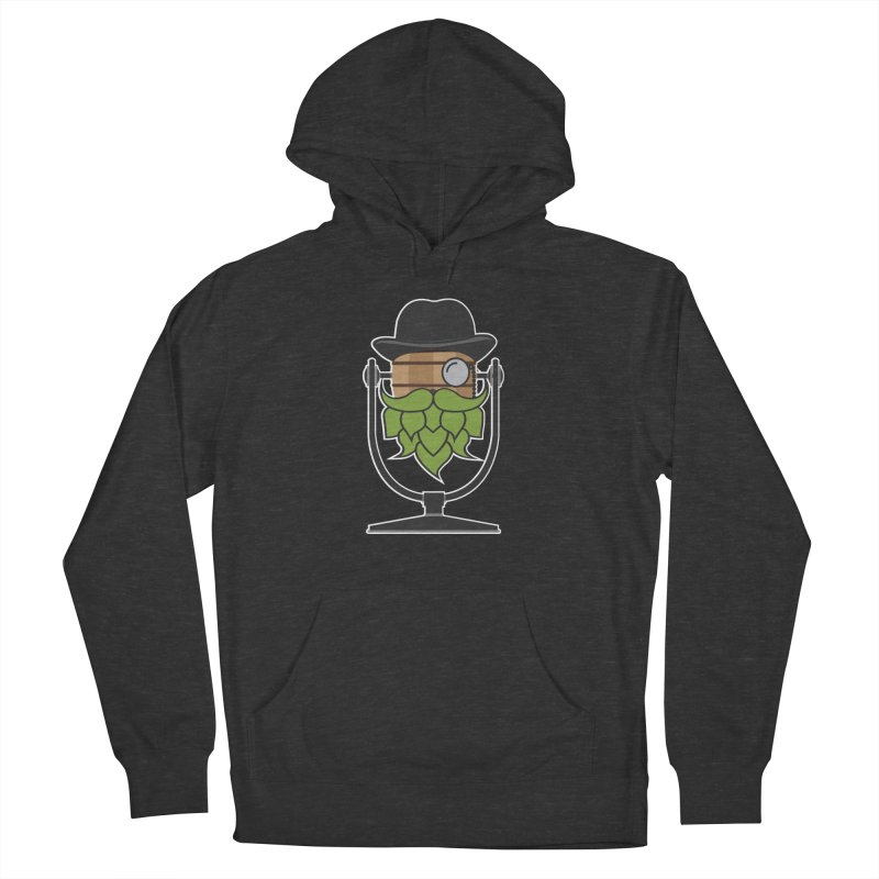 Hoppy (Dark Shirts) Men's Pullover Hoody by Barrel Chat Podcast Merch Shop