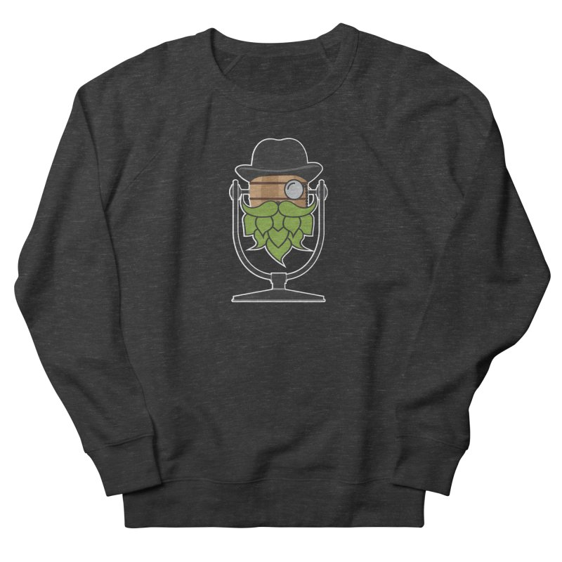Hoppy (Dark Shirts) Men's French Terry Sweatshirt by Barrel Chat Podcast Merch Shop
