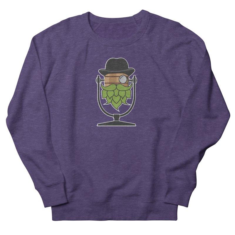 Hoppy (Dark Shirts) Women's French Terry Sweatshirt by Barrel Chat Podcast Merch Shop