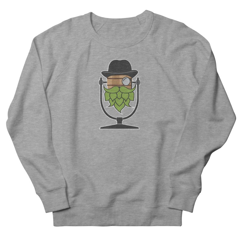 Hoppy (Dark Shirts) Men's French Terry Sweatshirt by Barrel Chat Podcast Merch Shop