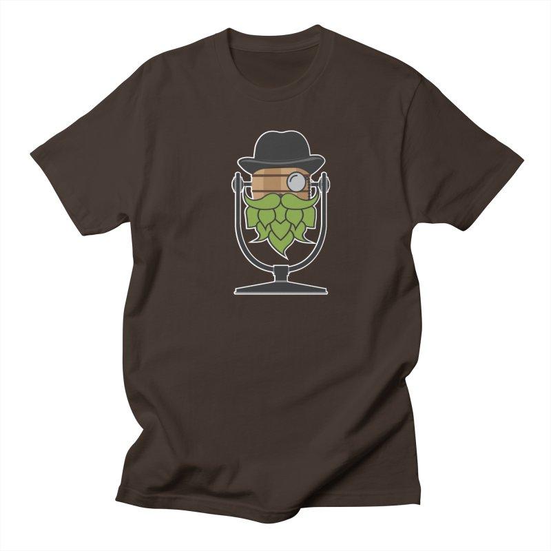 Hoppy (Dark Shirts) Men's Regular T-Shirt by Barrel Chat Podcast Merch Shop