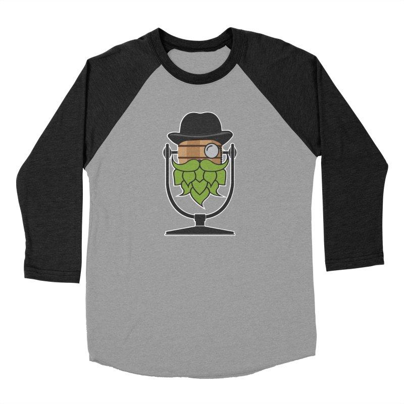Hoppy (Dark Shirts) Men's Baseball Triblend Longsleeve T-Shirt by Barrel Chat Podcast Merch Shop