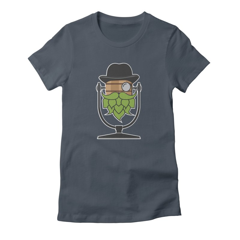 Hoppy (Dark Shirts) Women's T-Shirt by Barrel Chat Podcast Merch Shop