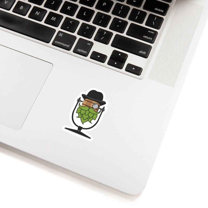 Hoppy (Dark Shirts) Accessories Sticker by Barrel Chat Podcast Merch Shop