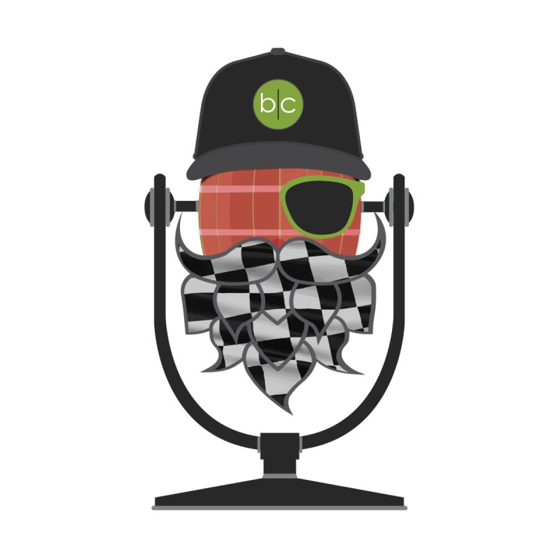 Race Day Hoppy by Barrel Chat Podcast Merch Shop