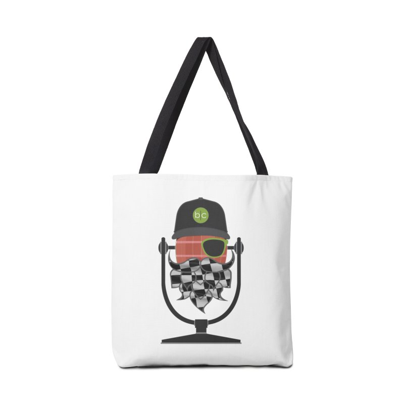 Race Day Hoppy Accessories Tote Bag Bag by Barrel Chat Podcast Merch Shop