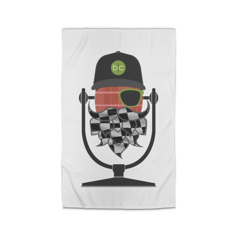 Race Day Hoppy Home Rug by Barrel Chat Podcast Merch Shop