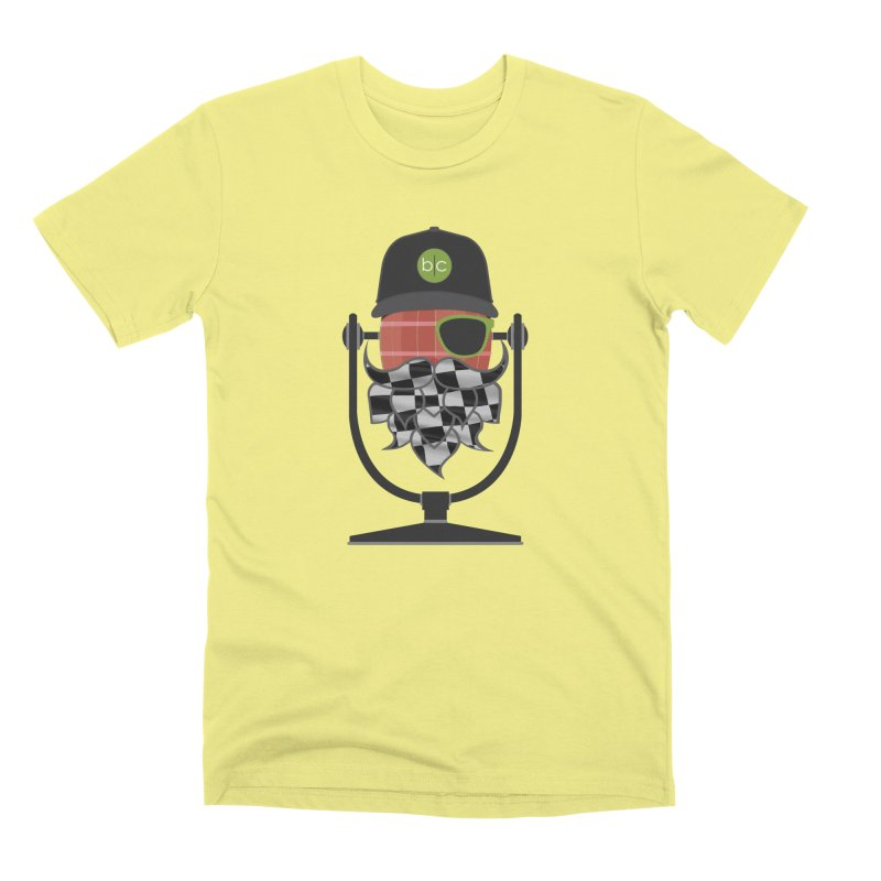 Race Day Hoppy Men's Premium T-Shirt by Barrel Chat Podcast Merch Shop