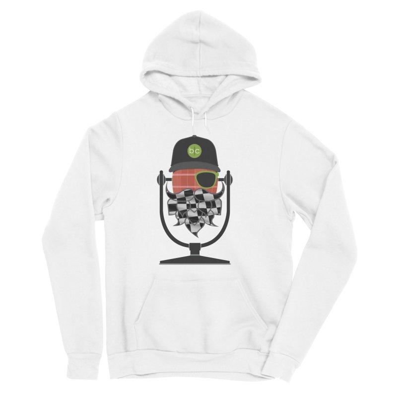Race Day Hoppy Women's Sponge Fleece Pullover Hoody by Barrel Chat Podcast Merch Shop