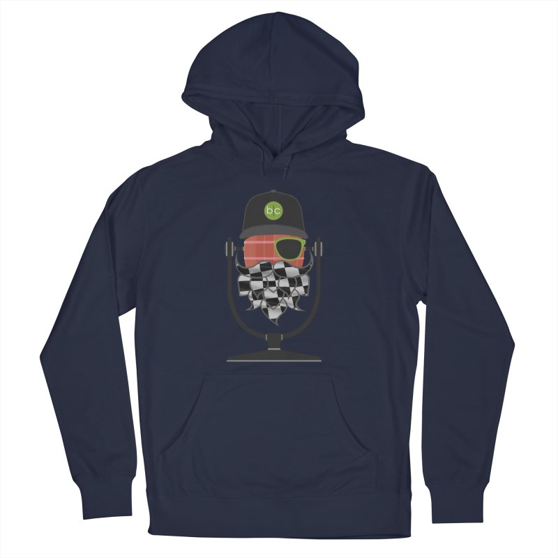 Race Day Hoppy Men's Pullover Hoody by Barrel Chat Podcast Merch Shop