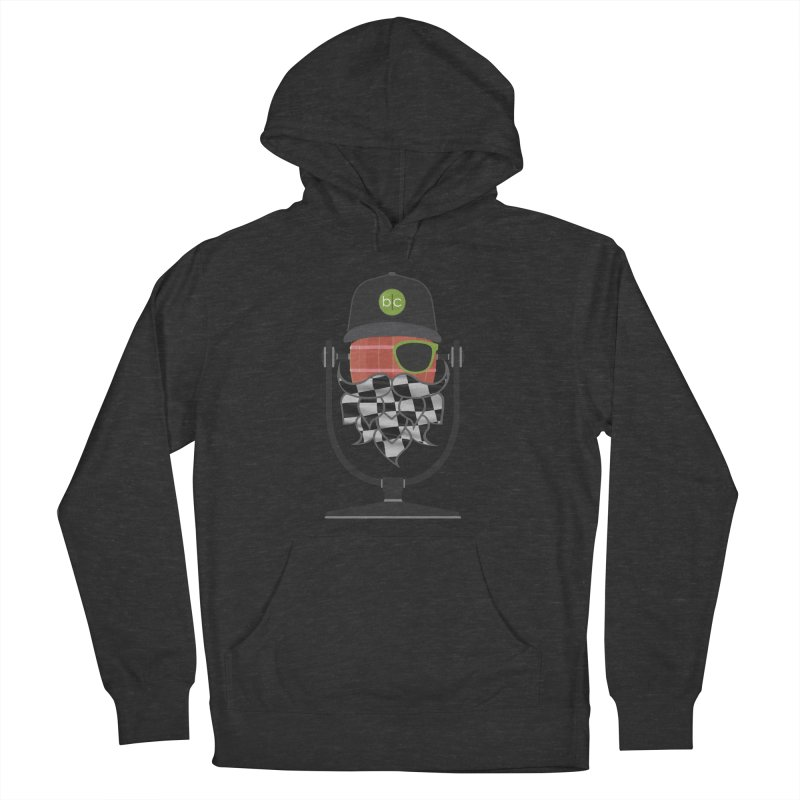 Race Day Hoppy Men's French Terry Pullover Hoody by Barrel Chat Podcast Merch Shop