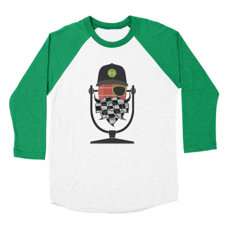 Race Day Hoppy Women's Baseball Triblend Longsleeve T-Shirt by Barrel Chat Podcast Merch Shop