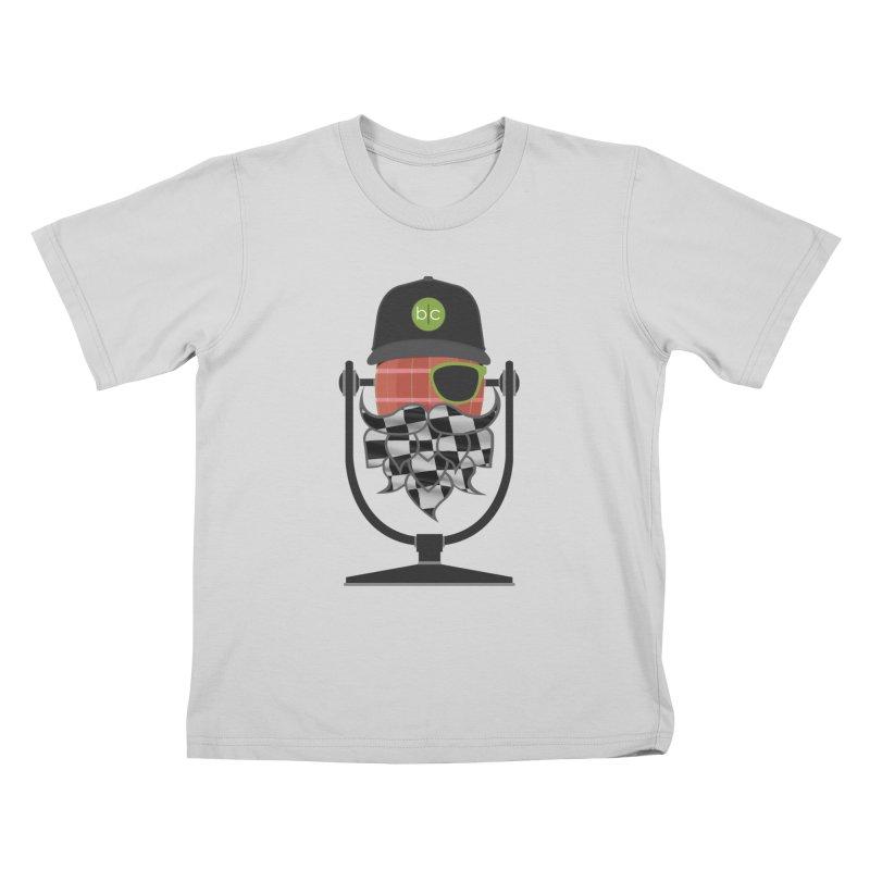 Race Day Hoppy Kids T-Shirt by Barrel Chat Podcast Merch Shop