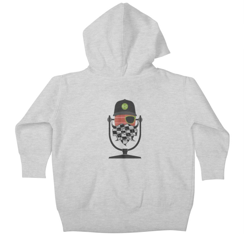 Race Day Hoppy Kids Baby Zip-Up Hoody by Barrel Chat Podcast Merch Shop