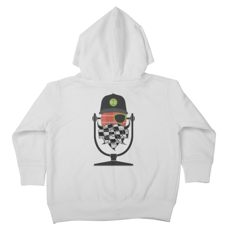 Race Day Hoppy Kids Toddler Zip-Up Hoody by Barrel Chat Podcast Merch Shop