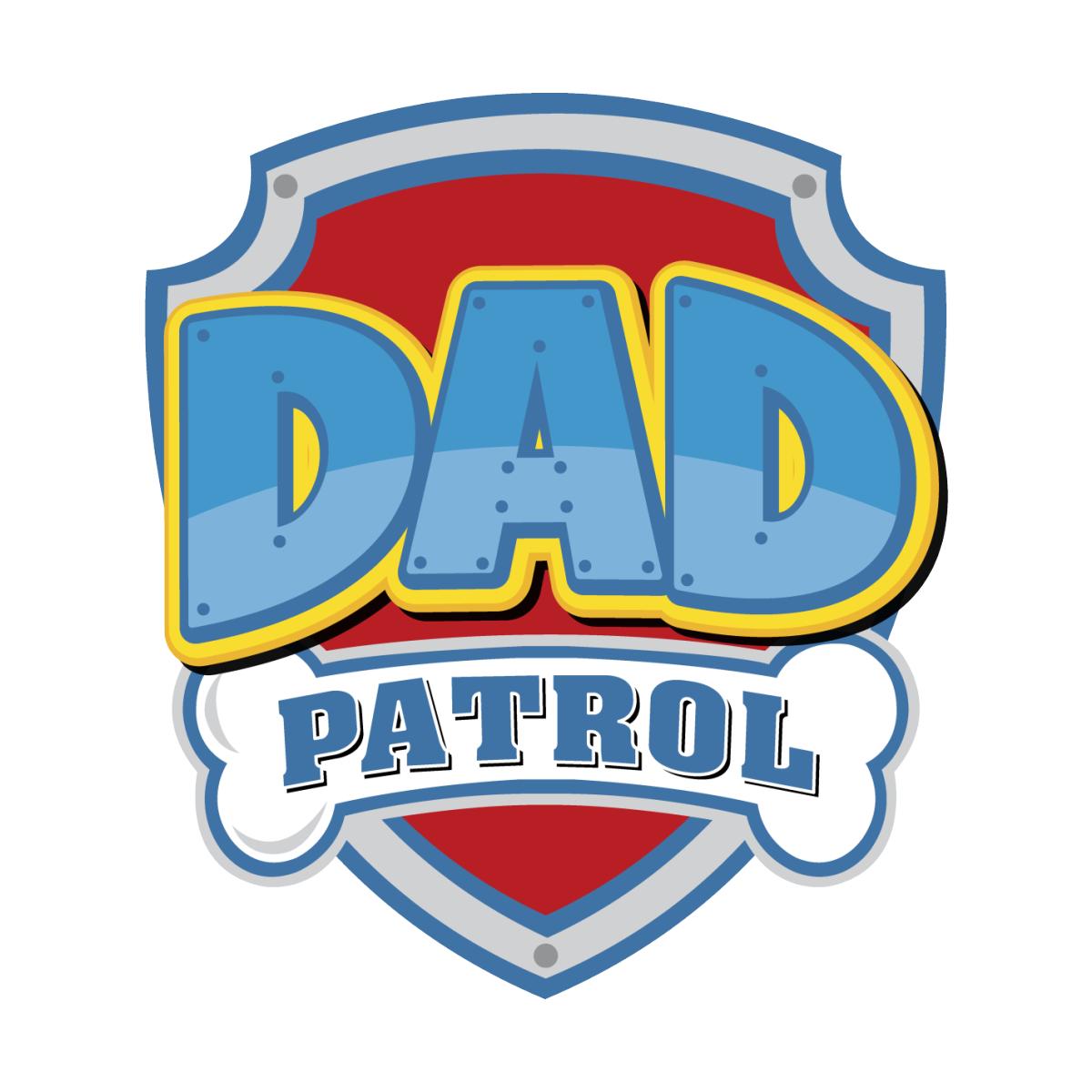 effaf72d Bashfulonion dad-patrol mens t-shirt