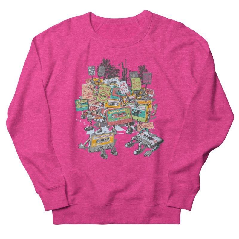 Analog Strike Women's Sweatshirt by Artist Shop