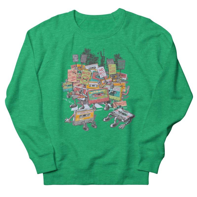 Analog Strike Men's Sweatshirt by Artist Shop