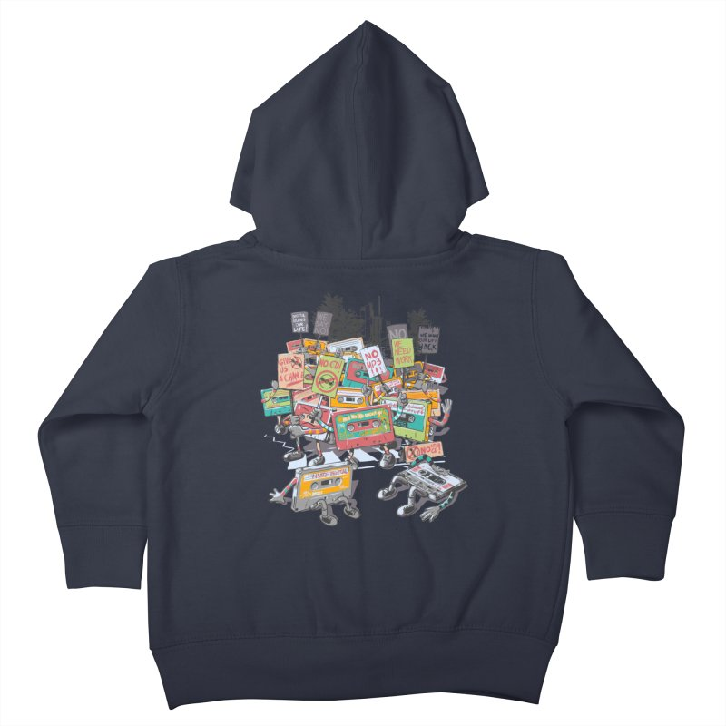 Analog Strike Kids Toddler Zip-Up Hoody by Artist Shop