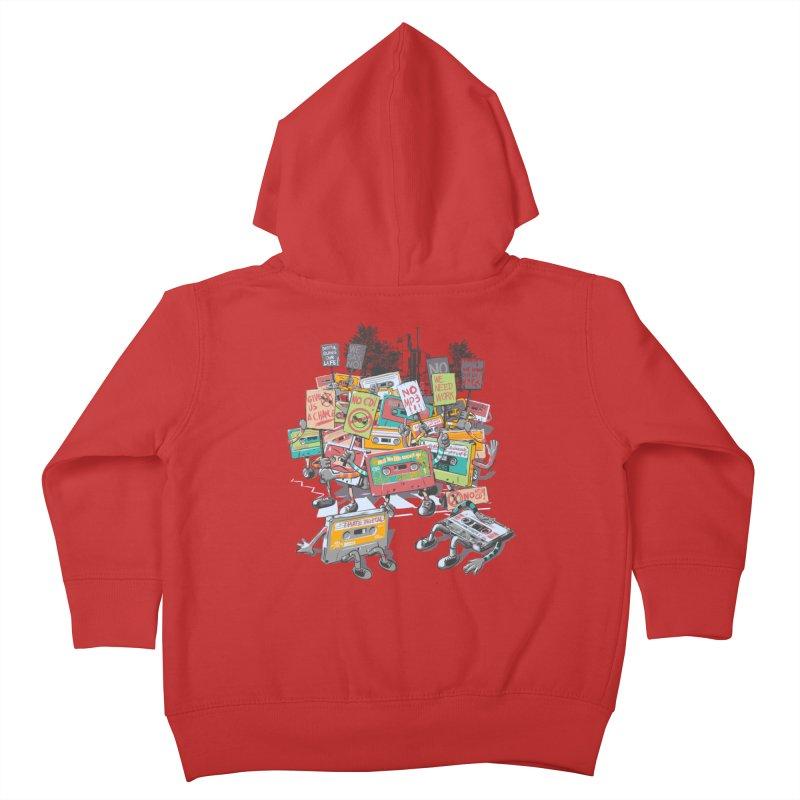Analog Strike Kids Toddler Zip-Up Hoody by Artist Shop