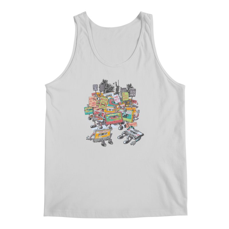 Analog Strike Men's Regular Tank by Artist Shop
