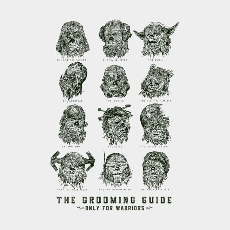 The Grooming Guide   by Artist Shop
