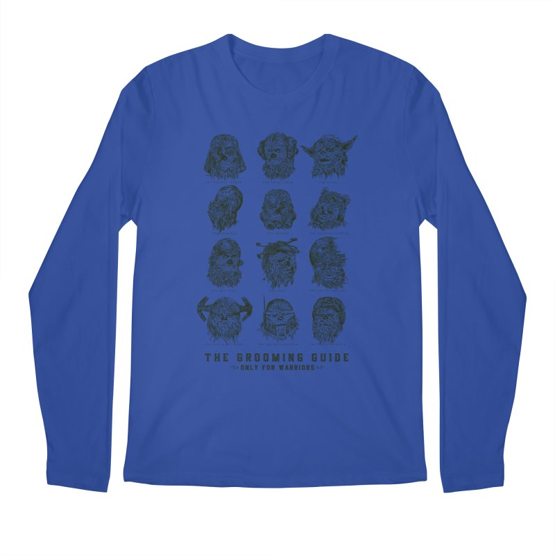 The Grooming Guide Men's Regular Longsleeve T-Shirt by Artist Shop
