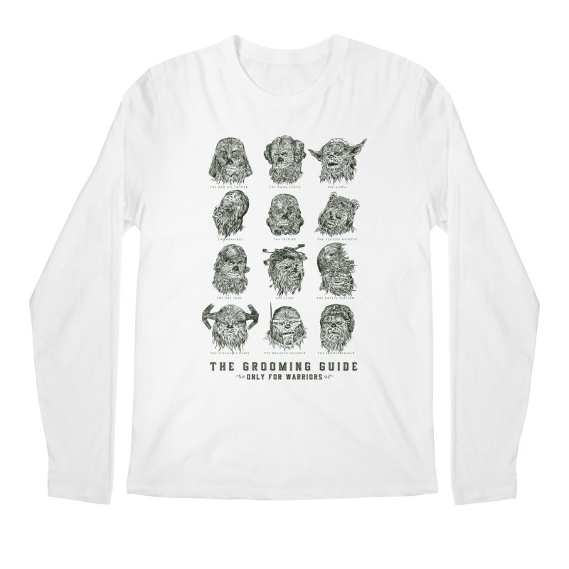The Grooming Guide Men's Longsleeve T-Shirt by Artist Shop
