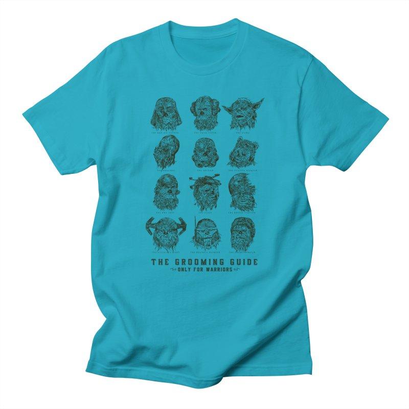 The Grooming Guide Men's Regular T-Shirt by Artist Shop