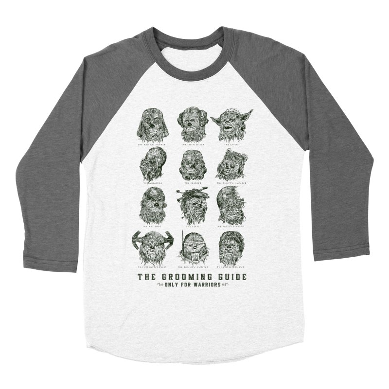 The Grooming Guide Women's Baseball Triblend T-Shirt by Artist Shop