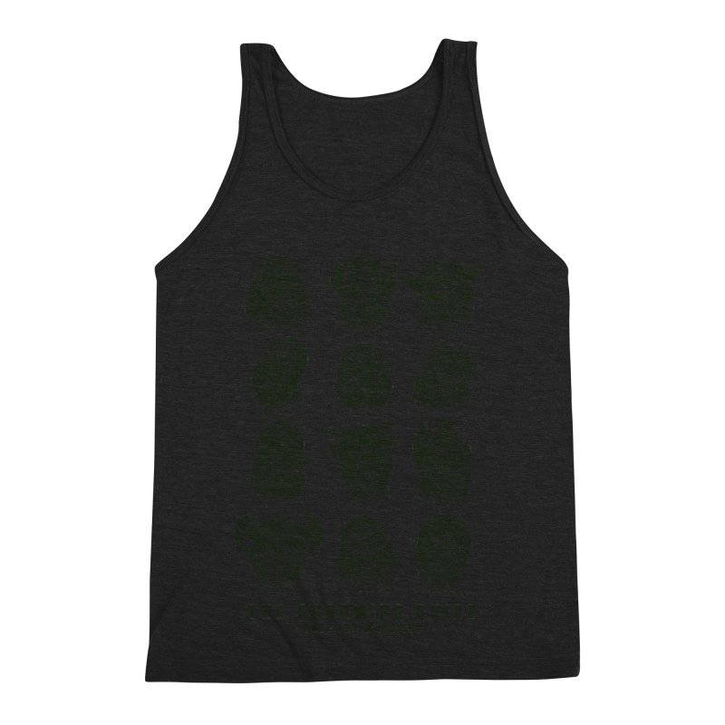The Grooming Guide Men's Triblend Tank by Artist Shop
