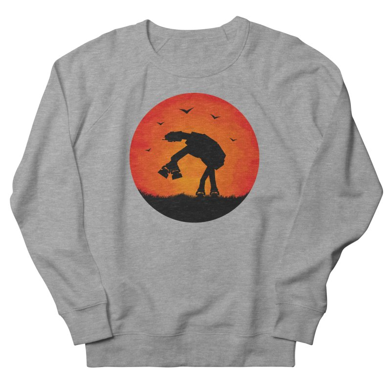 AT-AT sunset Women's Sweatshirt by Bavo's Artist Shop