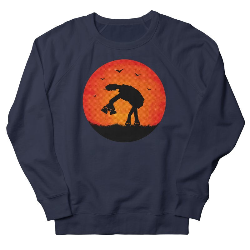 AT-AT sunset Women's Sweatshirt by Bavo's Artist Shop