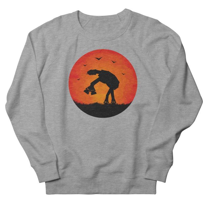 AT-AT sunset Men's Sweatshirt by Bavo's Artist Shop