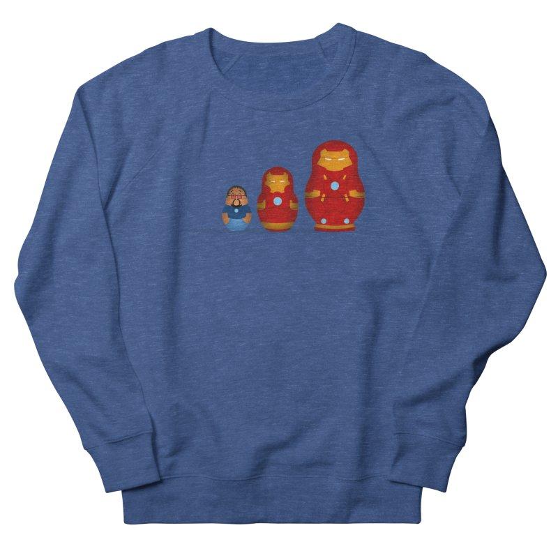 Iron Baboesjka Men's Sweatshirt by Bavo's Artist Shop